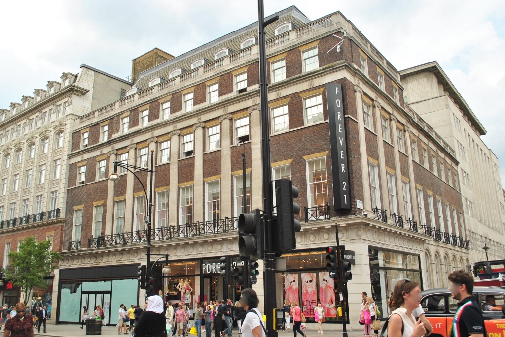 Avon House, Oxford Street, London